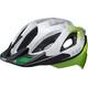 KED Spiri Two Cykelhjelm grøn/hvid